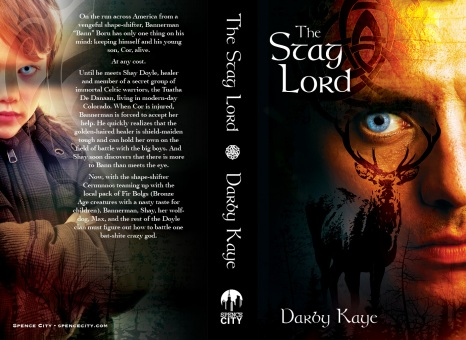 Stag Lord full jacket