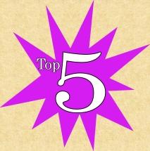 Top 5 2014