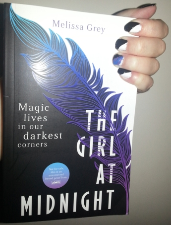 Book and nails