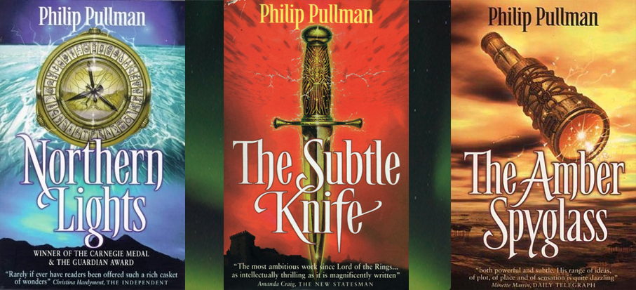Where is Philip Pullman going with the companion books to
