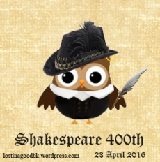 Shakespeare 400th Owl